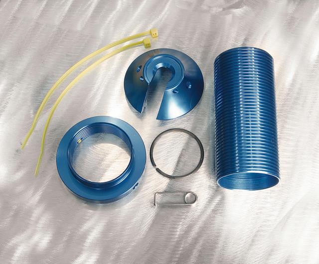 Coilover Kit for Steel Body Shocks