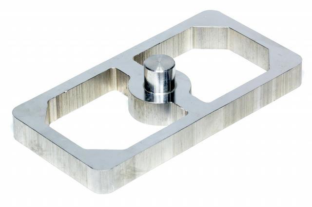 Lowering Block 1/2in Aluminum