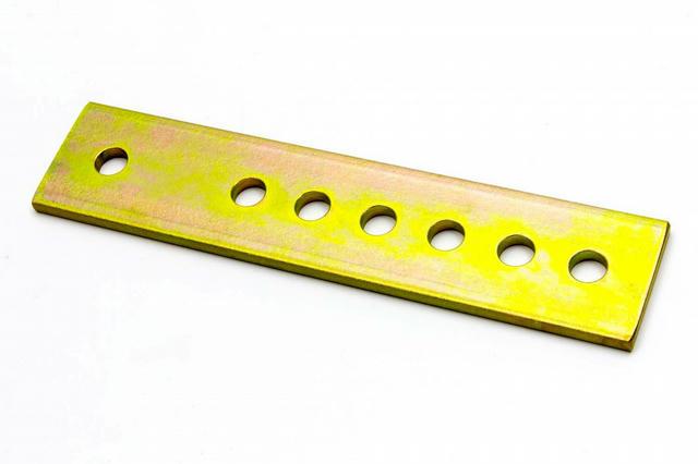 Shackle Plate Steel Each