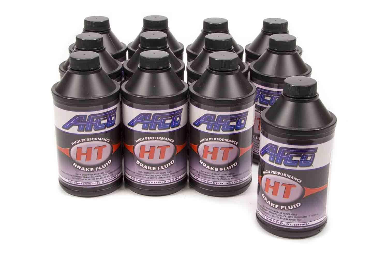 Brake Fluid HT 12oz (12)