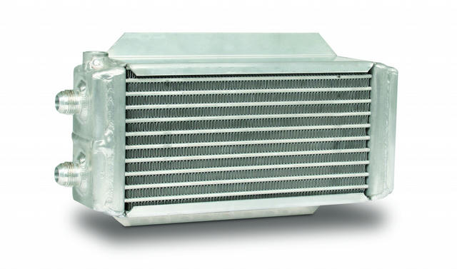 Oil Cooler 11.5 x 8.25 12an Fittings