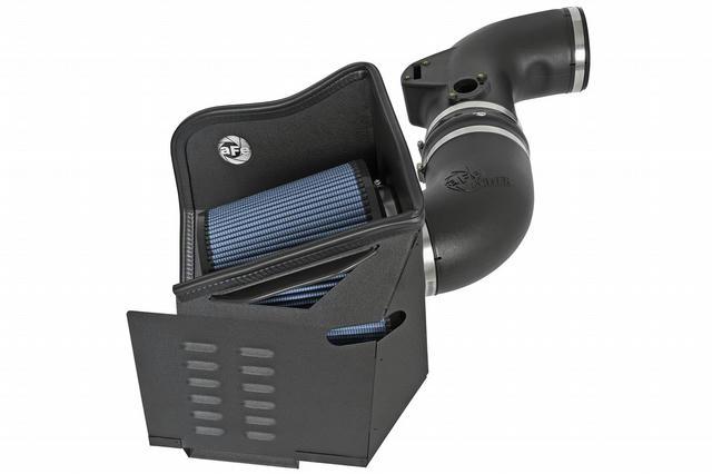 Air Intake System 11-16 GM 6.6L Diesel