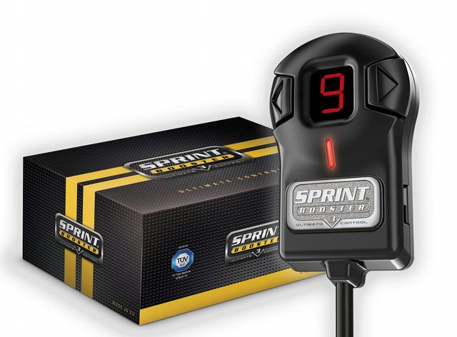 Sprint Booster Power Con verter Dodge Trucks 06.5