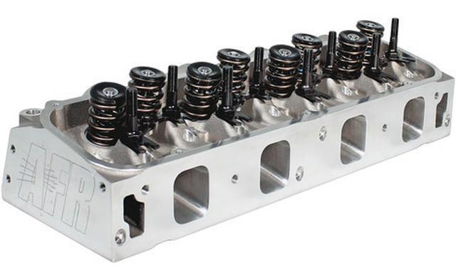 BBF 295cc Bullitt CNC Cylinder Heads 75cc Assm