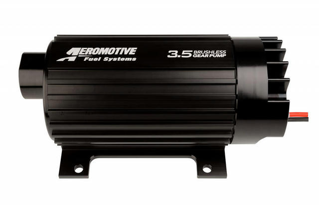 3.5 Spur Gear Fuel Pump Brushless Design