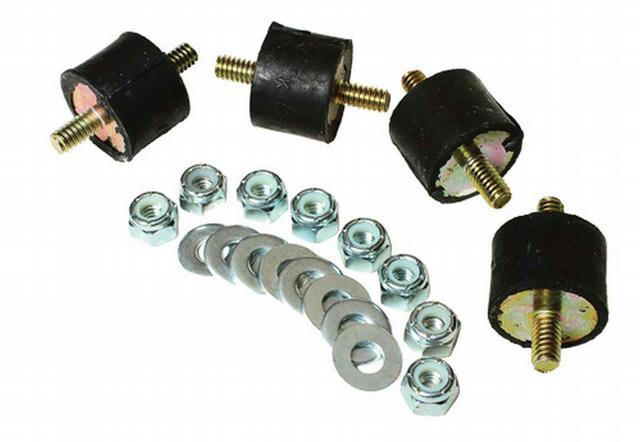 Fuel Pump Vibration Mount Kit 1/4-20 Thread