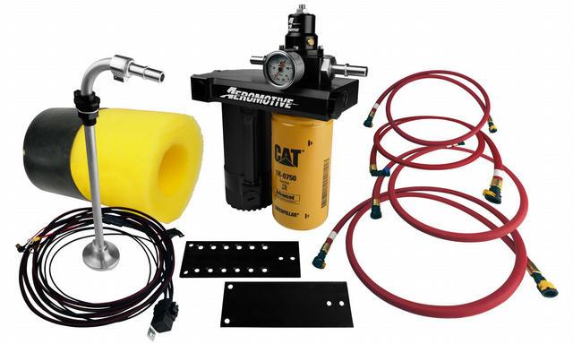 Diesel Fuel Pump System Kit Ford 6.0L 03-07