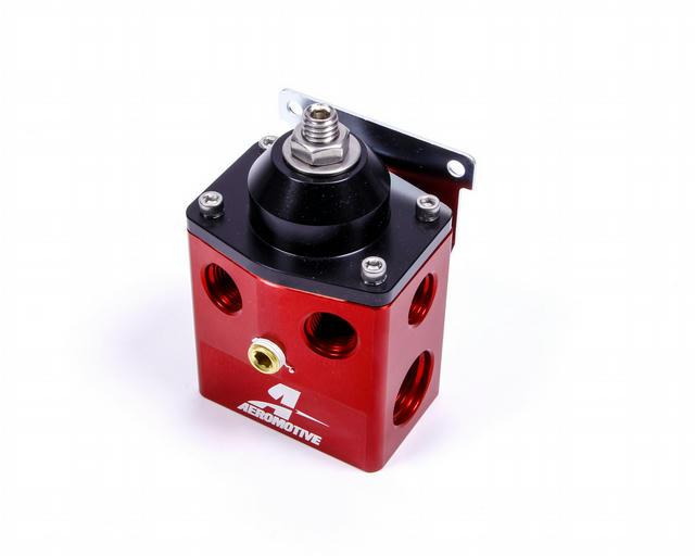 A4 Carbureted Regulator