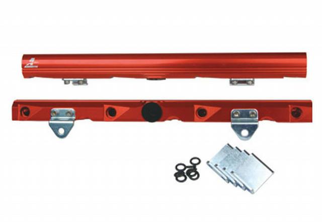 Billet Fuel Rails - GM LS3
