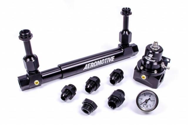 Adjustable Fuel Log w/ 13212 2-Port Regulator