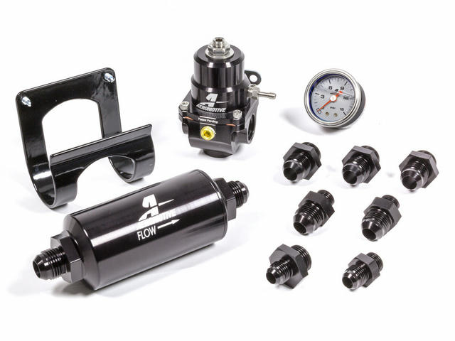 Stealth Bypass Carb Fuel System Kit