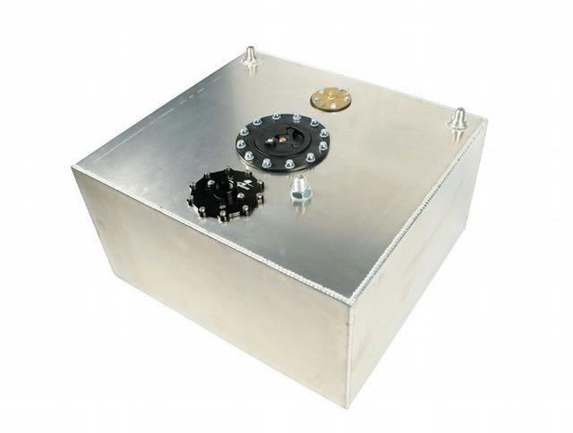Stealth Fuel Cell w/ A1000 Pump - 15 Gallon