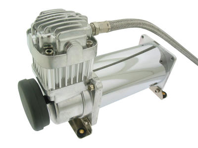 Air Suspension Compressors and Kits