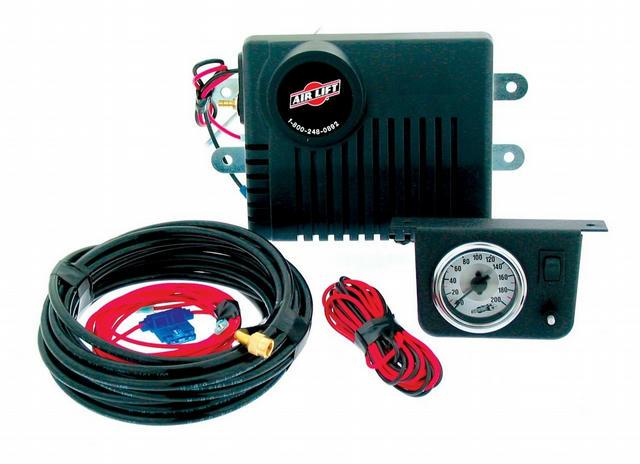 160 PSI Air Shock Compressor