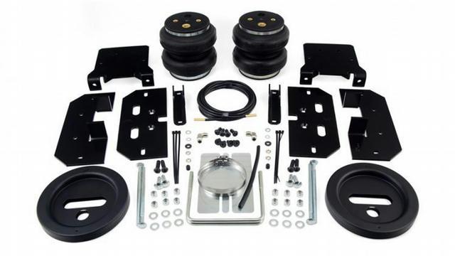 LoadLifter 7500XL Air Sp ring Kit 03-   Ram 3500