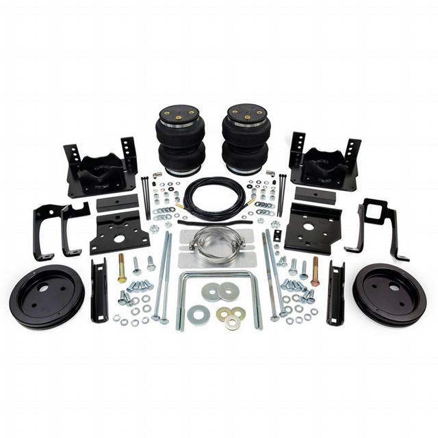 LoadLifter 5000 Ultimate air spring kit w/intern