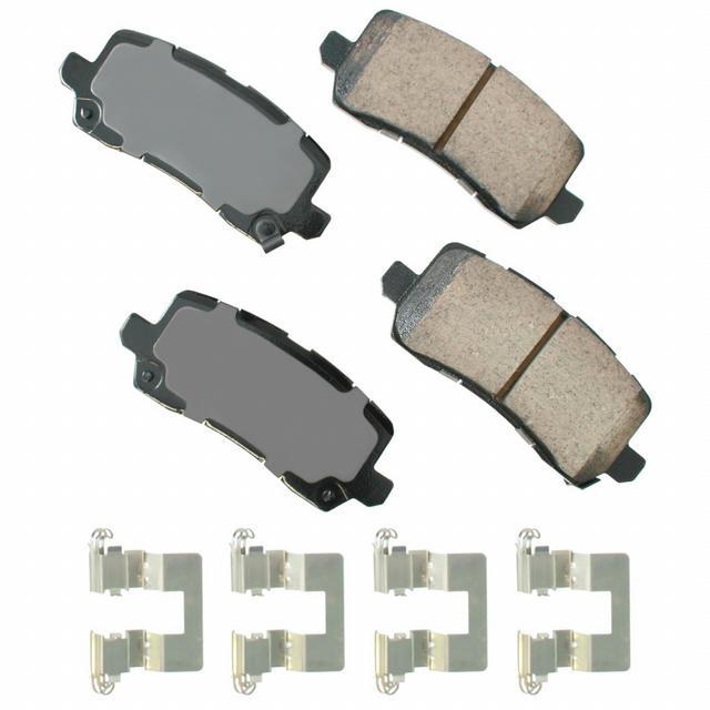 Brake Pads Acura RLX 18- 14 TLX 18-15