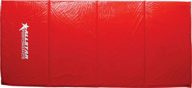 Track Mat Red 24 x 52