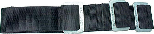 Torque Tube Belt Black