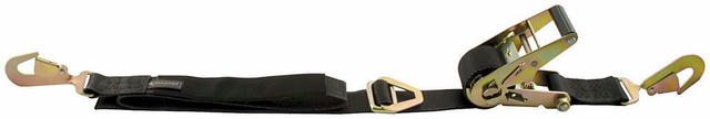 Tie Down Strap w/Built In Axle Strap