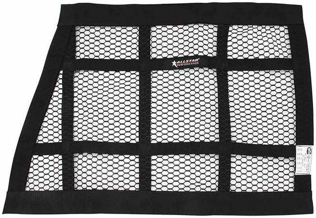 Mesh Window Net Black 22 x 27 x 18 SFI