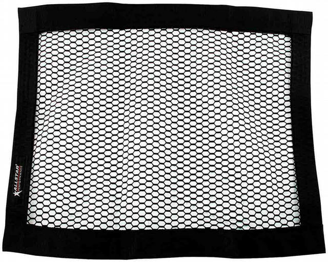 Mesh Window Net Black Non SFI 22 x 18