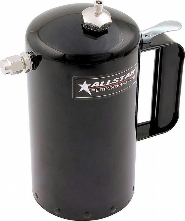 Steel Sprayer Black