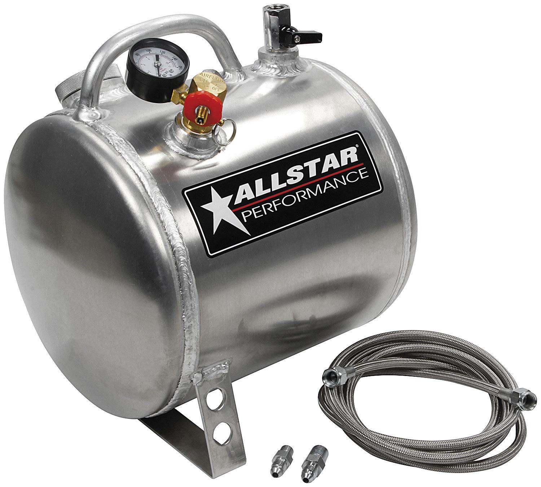 Oil Pressure Primer Tank