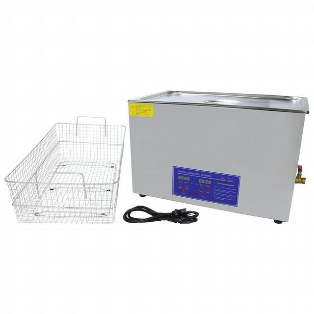 Ultrasonic Cleaner Large 5 Gallon Capacity