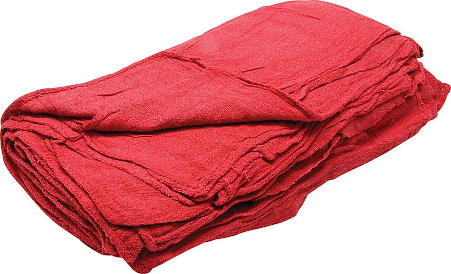 Shop Towels Red 25pk