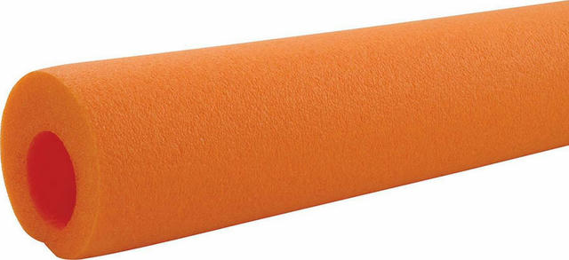 Roll Bar Padding Orange 48pk