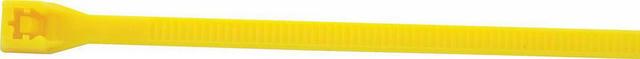 Wire Ties Yellow 7.25 100pk