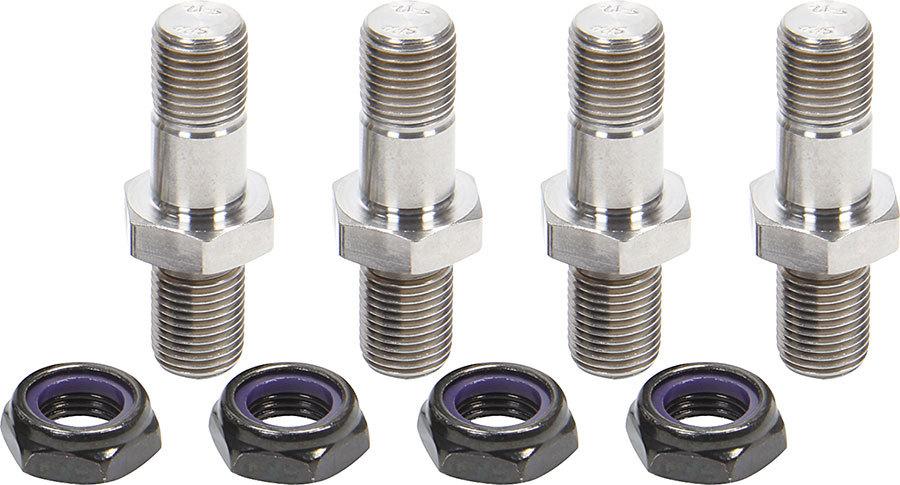 Shock Stud Kit Titanium 1/2in-20