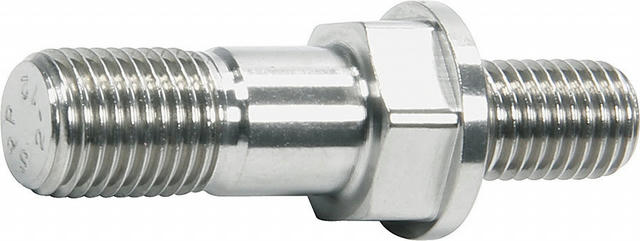 Wing Cylinder Stud 3/8-24x5/16-24x1.640in