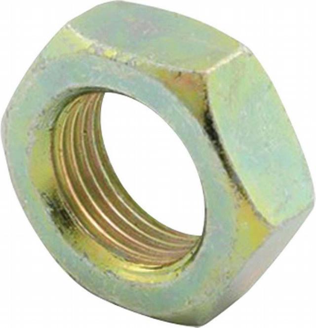 7/16-20 LH Steel Jam Nuts 50pk