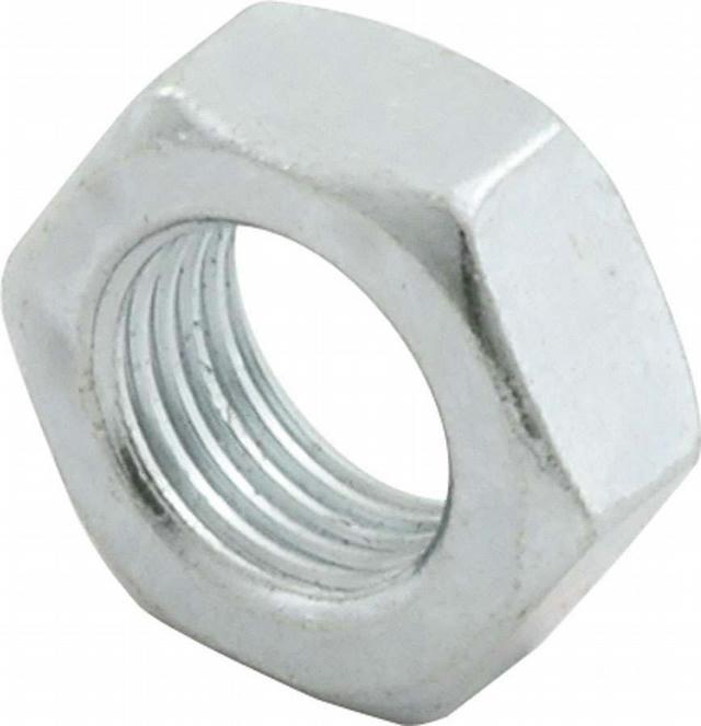 1/2-20 RH Steel Jam Nuts 4pk