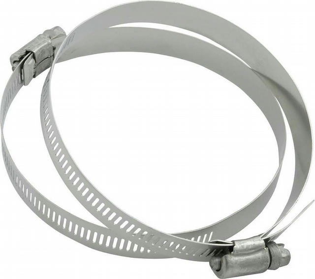 Hose Clamps 4-1/2in OD 2pk No.64
