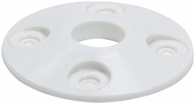Scuff Plate Plastic White 25pk
