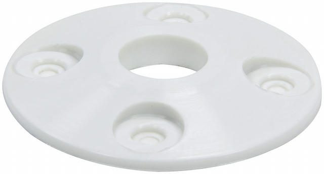Scuff Plate Plastic White 4pk