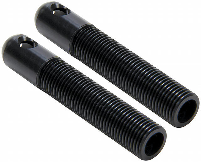 Repl LW Alum Pins 1/2in Black 10pk