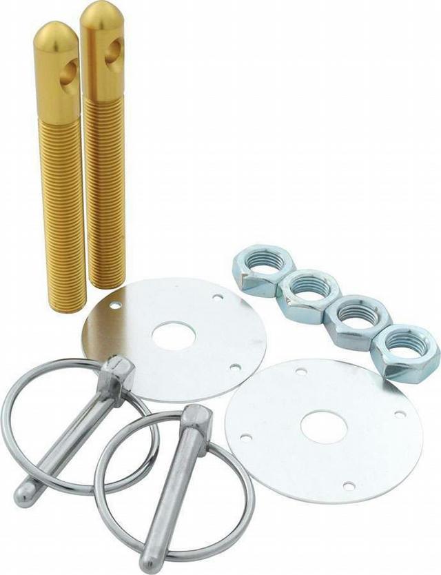 Alum Hood Pin Kit 1/2 Gold