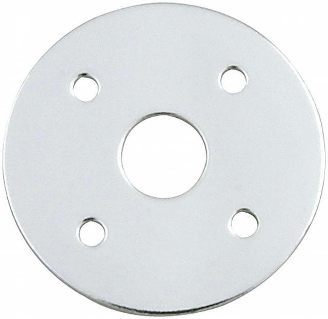 Scuff Plate Alum 3/8in Hole 50pk