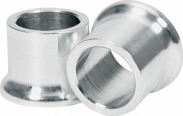 Tapered Spacers Alum 5/8in ID 3/4in Long