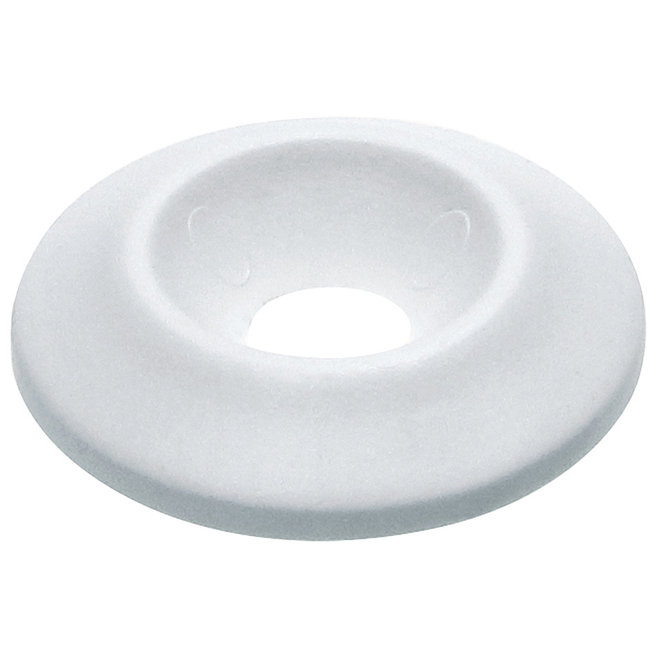 Countersunk Washer White 50pk