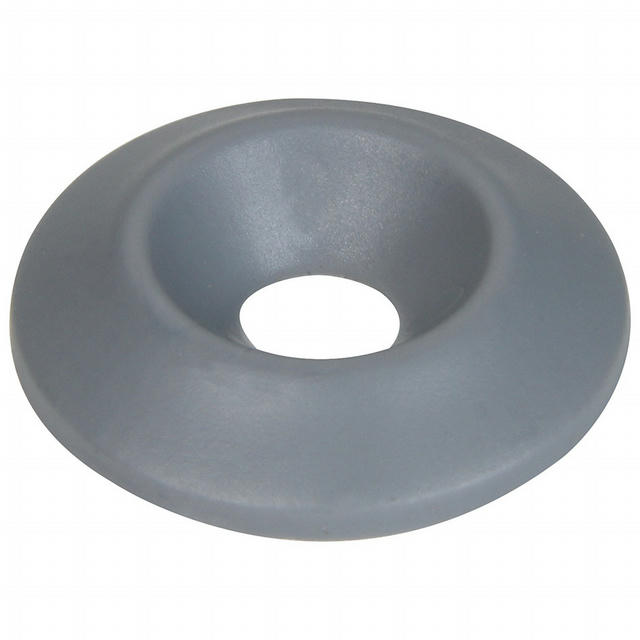 Countersunk Washer Silver 50pk