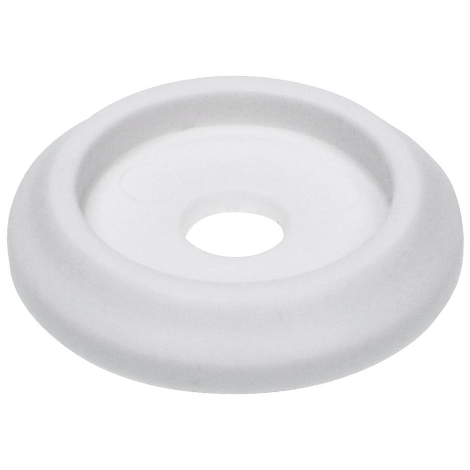 Body Bolt Washer Plastic White 50pk