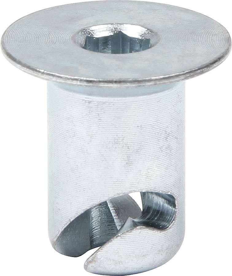 Flush Allen Hd Fasteners 7/16 .550in 10pk Steel