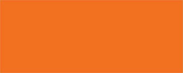 Aluminum Orange 4x10