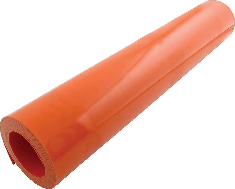 Orange Plastic 25ft x 24in