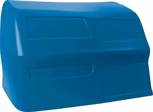 M/C SS MD3 Nose Chevron Blue Right Side Only